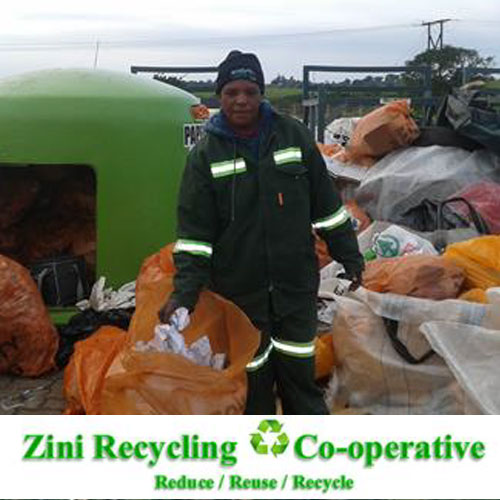 Zini Community Recycling facility